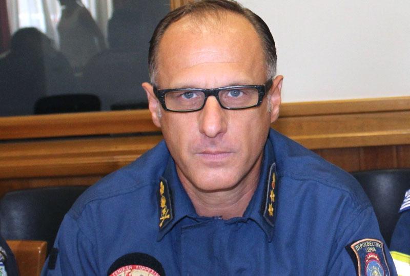 Διοικητής της Π.Υ.Καβάλας ο Τρικαλινός Νικόλαος Μπαλατσούκας
