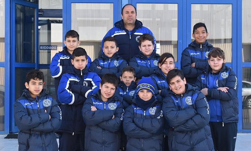 Water Polo Ν.Ο.Κ. Αργοναύτες: Πρόκριση στο Πανελλήνιο Πρωτάθλημα και για το τμήμα Μίνι Παίδων (Κ-13)