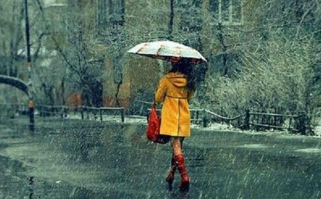Κοίτα να ντύνεσαι καλά και ήρθε κρύο …
