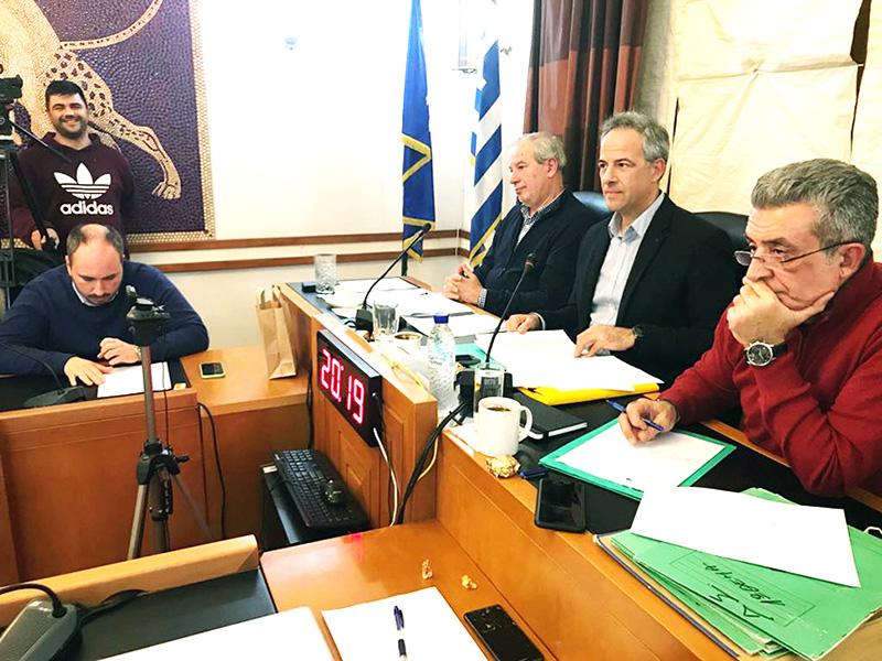 Εγκρίθηκε κατά πλειοψηφία το ψήφισμα στήριξης των 135 της ΒΦΛ