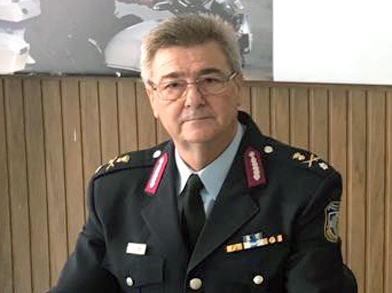 Τελικά δεν αλλάζει ο Αστυνομικός Διευθυντής Καβάλας