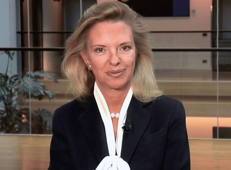 Η Ελίζα Βόζενμπεργκ στην Καβάλα