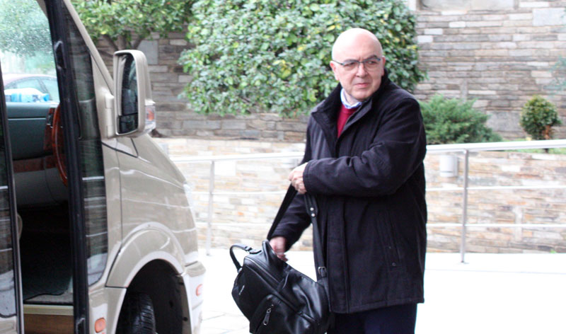 Επίσκεψη Υφυπουργού Εξωτερικών, Κώστα Φραγκογιάννη, με στελέχη της Volkswagen στο Νησί της Θάσου
