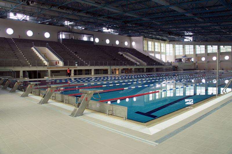 Η ενεργειακή αναβάθμιση θα μειώσει κατά 70% το κόστος λειτουργίας του κολυμβητηρίου