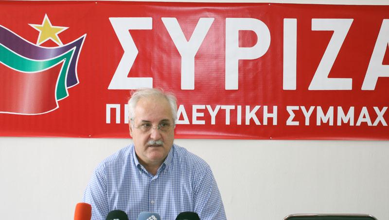 Ο Κώστας Μορφίδης σχολιάζει την τοπική επικαιρότητα- Εκδηλώσεις του ΣΥΡΙΖΑ σε Χρυσούπολη- Ελευθερούπολη
