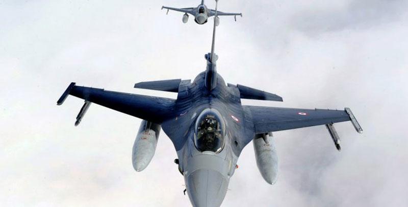 Fake news τα περί Τουρκικού μαχητικού που πέταξε ως την Καβάλα