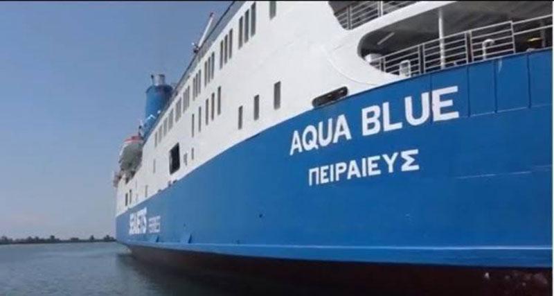 Υποσχέθηκε νέο πλοίο στη γραμμή Καβάλα- Λήμνος- Άγιος Ευστράτιος