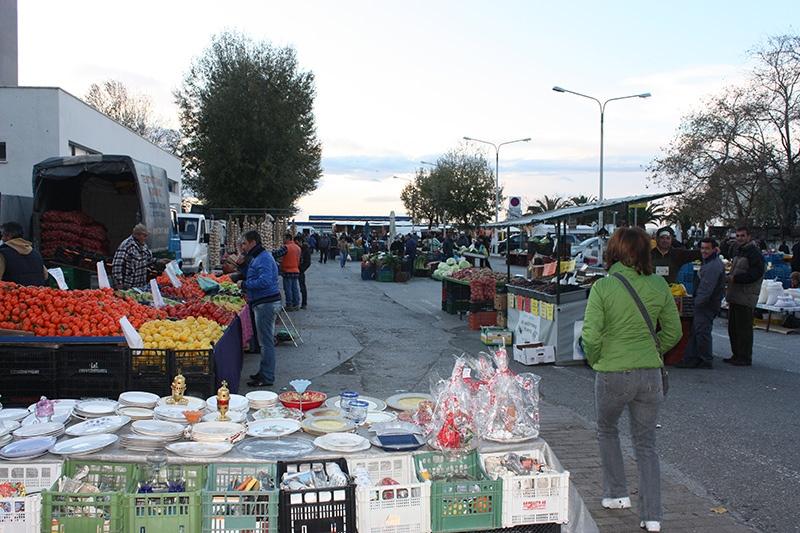 Μάλλον θα γίνει το Σάββατο η Λαϊκή Αγορά στην Καβάλα