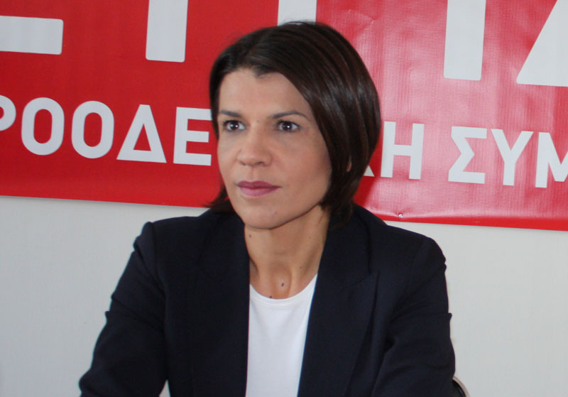 Τάνια Ελευθεριάδου: Να μην μείνει στα χαρτιά το έργο της σιδηροδρομικής σύνδεσης