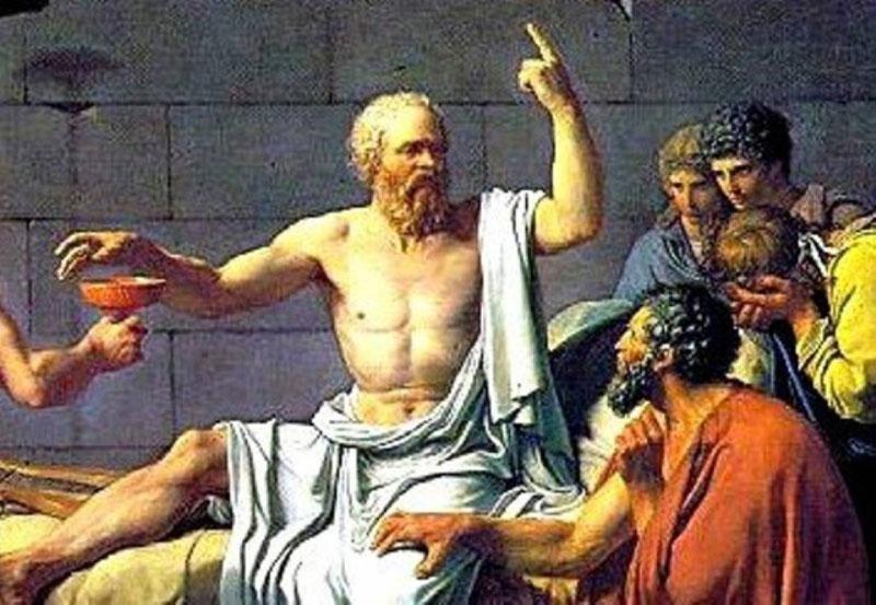 Ο φόβος, ο κοροναϊός και ο Σωκράτης