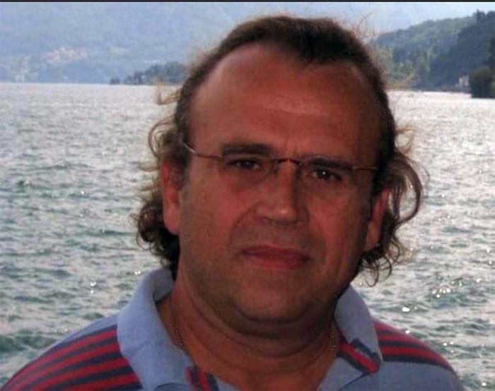 Ο Δημήτρης Ρέμμος διοικητής της δομής προσφύγων