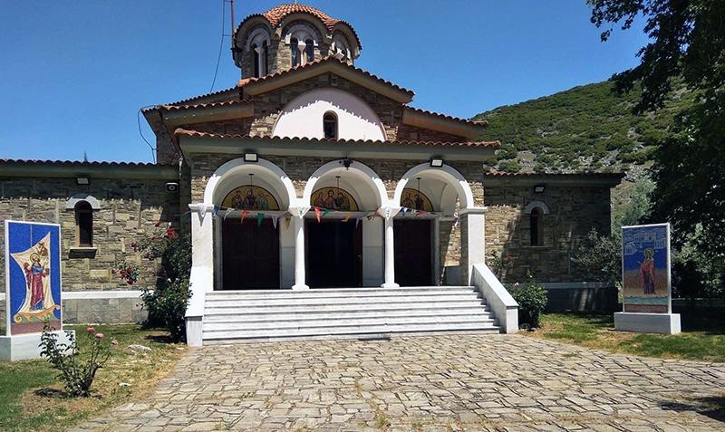 Η Αγία Λυδία στο Αθηναϊκό Πρακτορείο Ειδήσεων (φωτογραφίες)
