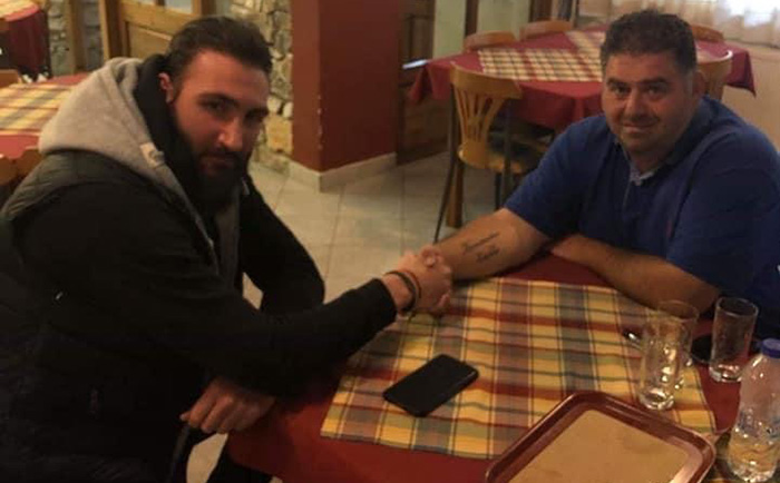 Αετός Οφρυνίου : Συνεχίζει την ενίσχυση του, συμφώνησε με τον έμπειρο Παναγιώτη Παπαδόπουλο