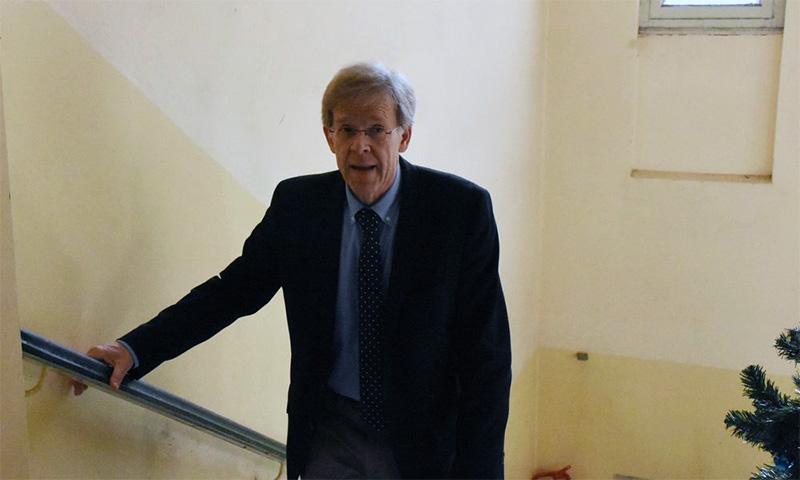 Στα Δικαστήρια Καβάλας ο Υφυπουργός Δικαιοσύνης Δημήτρης Κράνης