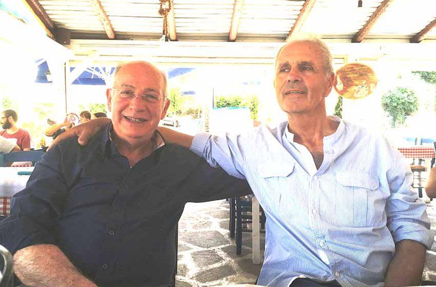 DAVIDE 1975-2020, 45 χρόνια γνωριμίας και φιλίας
