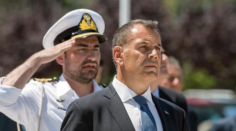 Ο Νίκος Παναγιωτόπουλος στις εκδηλώσεις για τη συμπλήρωση 107 ετών από την απελευθέρωση της Καβάλας