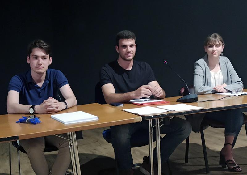 Με απόλυτη επιτυχία η «πρεμιέρα» του νεοσύστατου Δημοτικού Συμβουλίου Νέων Παγγαίου (φωτογραφίες)