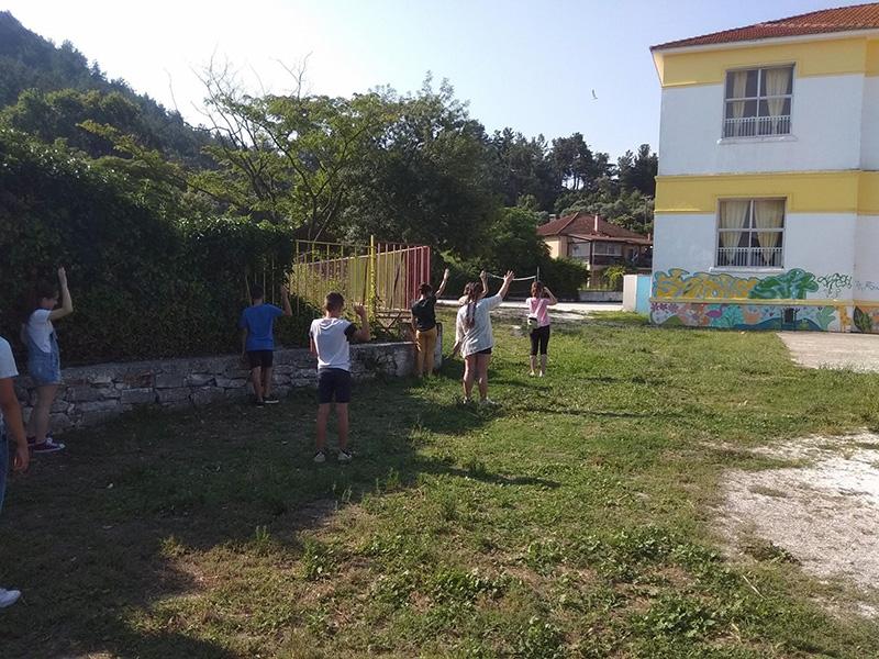 Πανελλήνια πρωτιά για το 1ο Δημοτικό Σχολείο της Θάσου