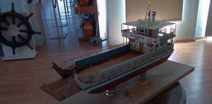 Μια διαφορετική «ΘΑΣΟΠΟΥΛΑ» στο Δημοτικό Ναυτικό Μουσείο (φωτογραφίες)