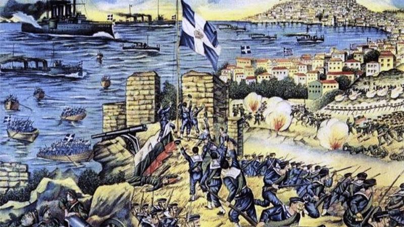 26 Ιουνίου 1913: Η απελευθέρωση της Καβάλας από τους Βούλγαρους