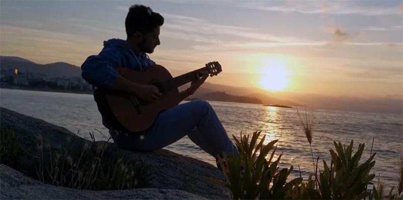 Sunrise στην Καλαμίτσα : Το τραγούδι του Κυριάκου Σαχμπασίδη (video)