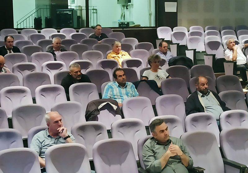 Δημοτικό Συμβούλιο Παγγαίου: Χάρηκαν που ξανασυναντήθηκαν, συμφώνησαν για την τουριστική αξιοποίηση της Αλάνας (φωτογραφίες)