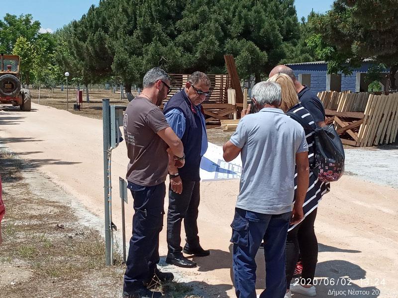 1η Ιουλίου λειτουργεί το δημοτικό κάμπινγκ της Κεραμωτής- Προσαρμόζεται στα δεδομένα του κορωνοϊού
