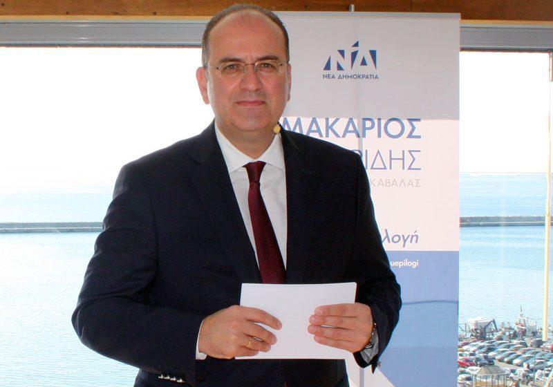 Διαψεύδει τις φήμες για την πρώην Φωνή της Αμερικής ο Μακάριος Λαζαρίδης