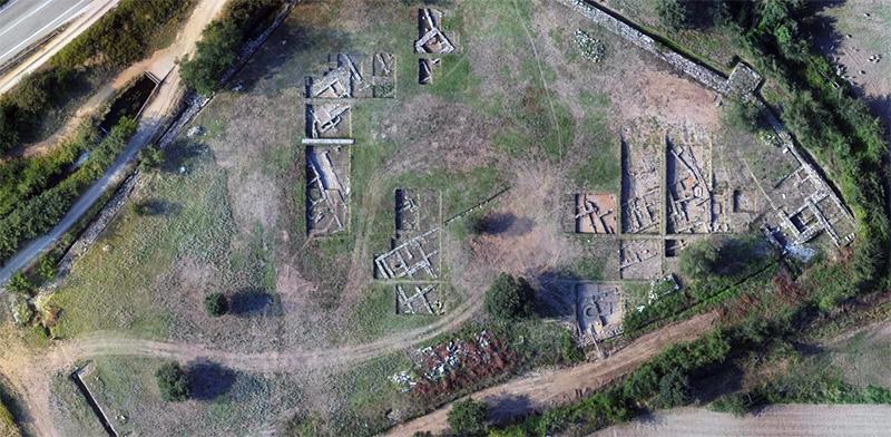 Αρχαία Πίστυρος: Στο φως ένα αρχαίο θησαυροφυλάκιο 18 χιλιόμετρα μακριά από την Καβάλα (φωτογραφίες)