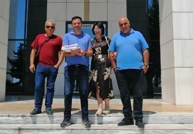 Σωματείο ΒΦΛ: Δικαστική προσφυγή κατά των απολύσεων που αποφάσισε το Ανώτατο Συμβούλιο Εργασίας