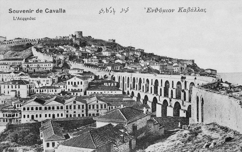 Καβάλα: Μια από τις πρώτες πόλεις που αποτυπώθηκαν φωτογραφικά