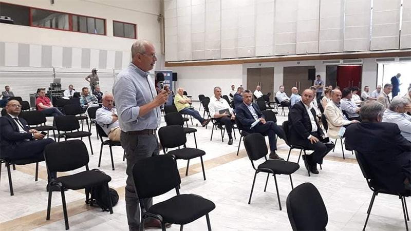 """Παρουσίαση του προγράμματος """"Αντώνης Τρίτσης"""" στη Θεσσαλονίκη, παρουσία του Θόδωρου Μουριάδη (φωτογραφίες)"""