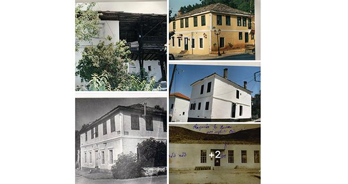 Περιήγηση στα ιστορικά κτίρια της Ελευθερούπολης (φωτογραφίες)