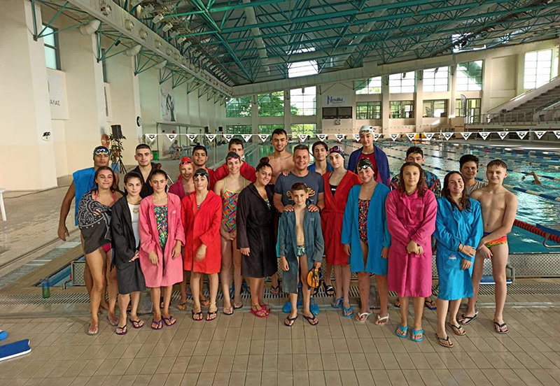 ΟΘΑΚ: Ολοκληρώθηκε η φετινή κολυμβητική χρονιά