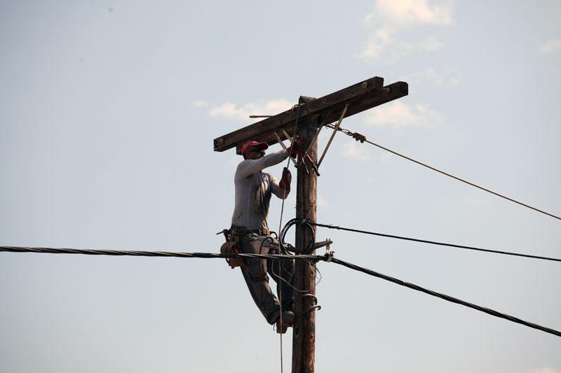 Διακοπή ρεύματος μέσα κι έξω από την Καβάλα
