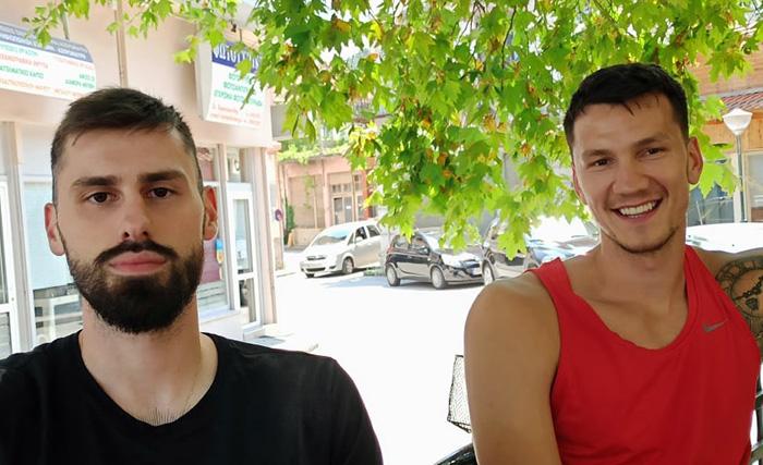 Σέρβικη παρουσία από την Euroleague στην Ελευθερούπολη οιωνός για την παραμονή του Μανοΐλοβιτς στον ΓΣΕ; (φωτογραφίες)