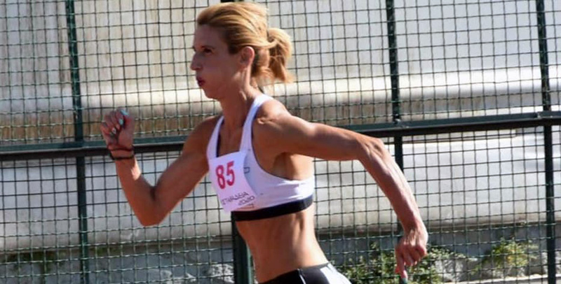 Το φαινόμενο Άννα Δάφτσου δηλώνει: «Όσο πάνε τα πόδια μου θα τρέχω»