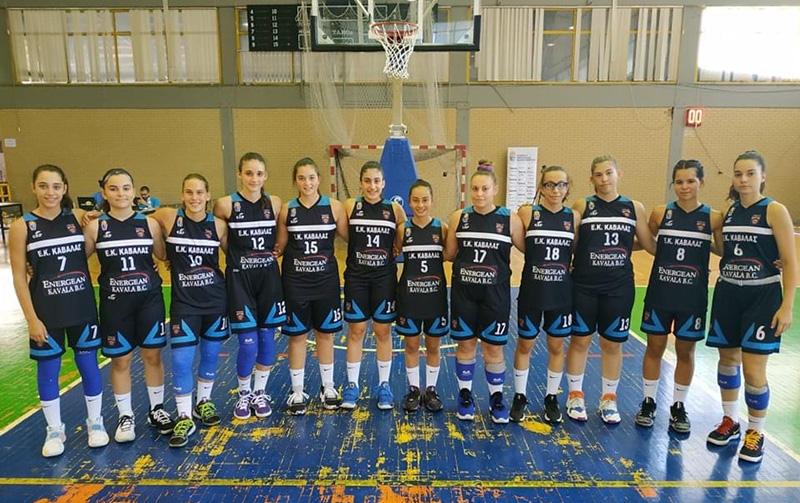 Η Energean Kavala BC ανακοίνωσε τη συμμετοχή της στα πρωταθλήματα Γυναικών-Νεανίδων-Κορασίδων