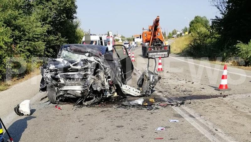 Επιβεβαιώνεται ο τραγικός απολογισμός του τροχαίου κοντά στο Ποντολίβαδο (φωτογραφίες)