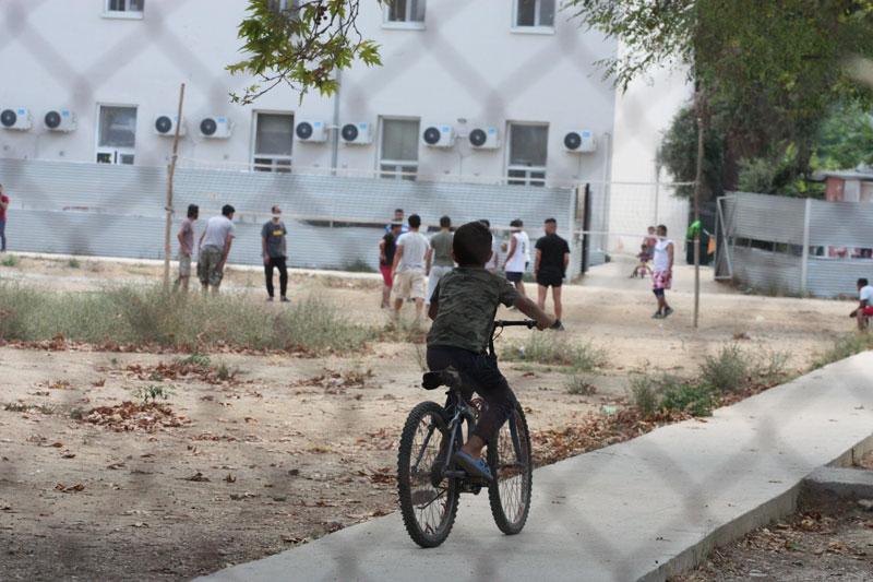 Απρόθυμοι να επιστρέψουν στις πατρίδες τους οι πρόσφυγες- μετανάστες του «Ασημακοπούλου»