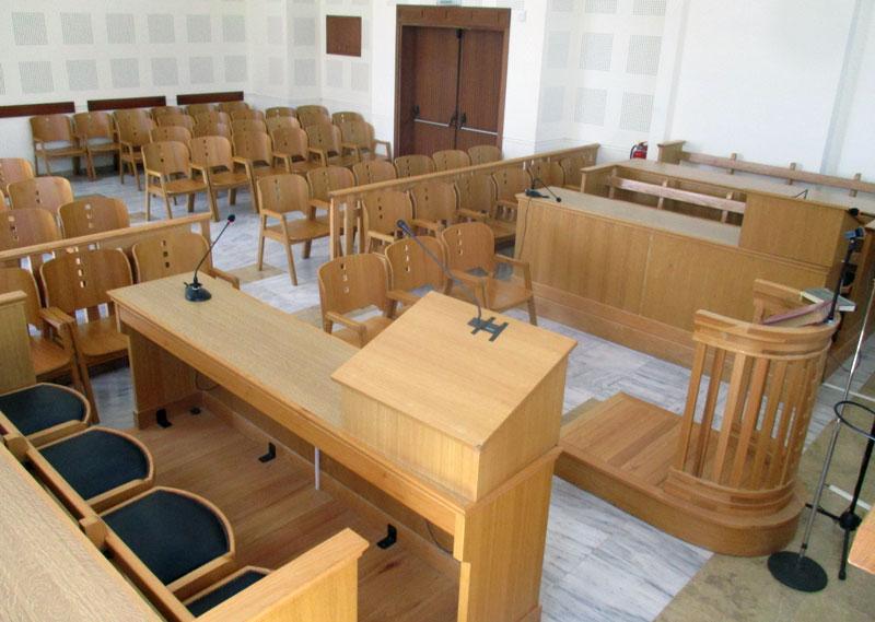 Παρουσία τροχονόμων οι δίκες στο Δικαστικό Μέγαρο της Καβάλας!