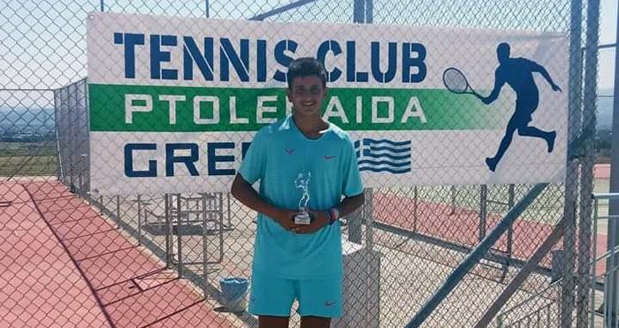 Τένις: Πανελλήνιες διακρίσεις για τον Α.Ο.Α. Πρωταθλητών Καβάλας (φωτογραφίες)