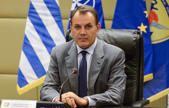 Παρουσία Παναγιωτόπουλου οι συνεδριάσεις Κοινοβουλευτικής Επιτροπής Εθνικής Άμυνας και Εξωτερικών Υποθέσεων