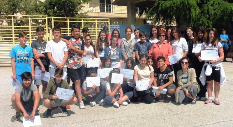 1ο & 6ο Γυμνάσιο Καβάλας: 3ο Βραβείο στον 2ο Διεθνή Μαθητικό Διαγωνισμό Οπτικοακουστικής & Ψηφιακής Δημιουργίας (video)