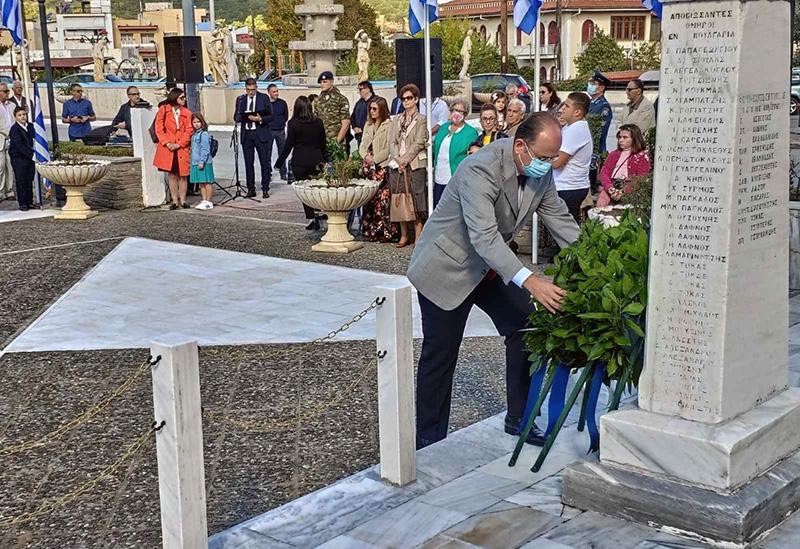 Μακάριος Λαζαρίδης: «Χρόνια πολλά Ελευθερούπολη» (φωτογραφίες)