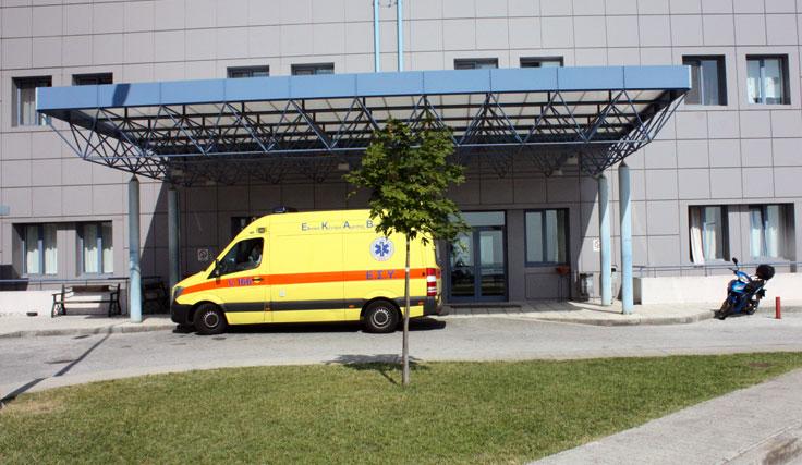 15 θετικά στα 115 τεστ- Ασθενής από το Κιλκίς στη ΜΕΘ Covid του Νοσοκομείου Καβάλας