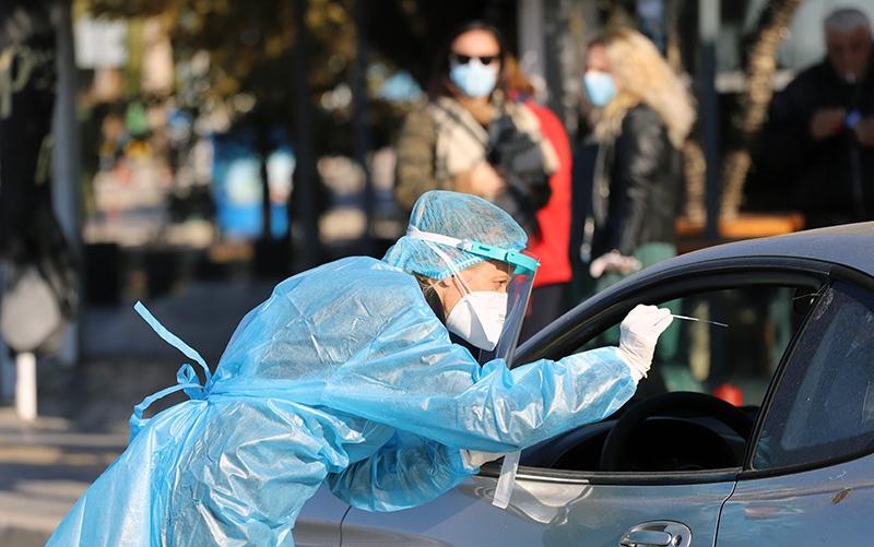 Κορονοϊός :6 θετικά δείγματα στα 310 rapid tests στη Λάρυμνα