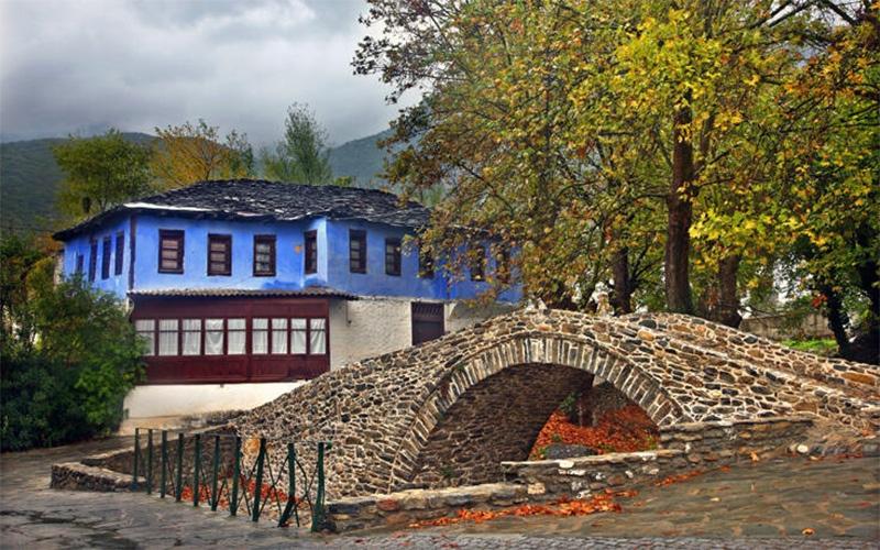Μουσθένη, ένα από τα πιο όμορφα χωριά του Παγγαίου (φωτογραφίες)
