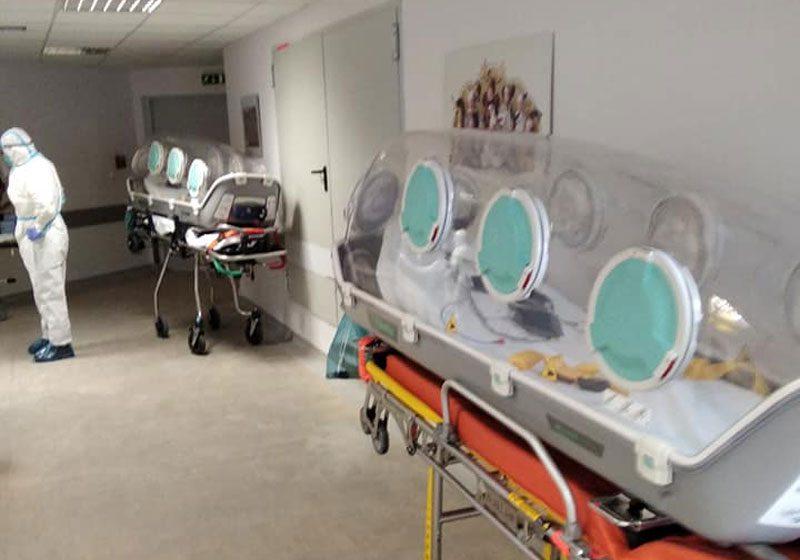 Νοσηλευτής του Νοσοκομείου για την διακομιδή ασθενών στην Αθήνα: «Πολύωρη και άψογη διαδικασία»