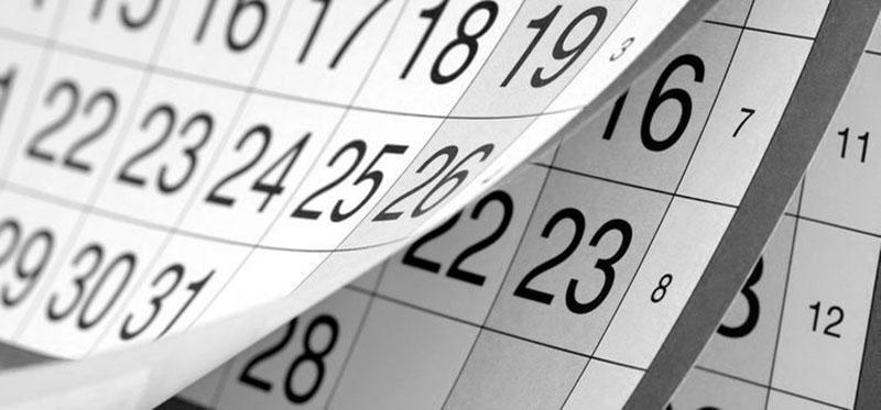 2021: Όλες οι αργίες και τα τριήμερα της νέας χρονιάς